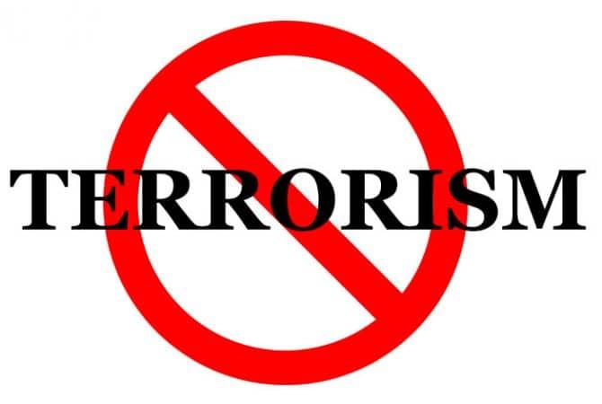anti-terrorism test