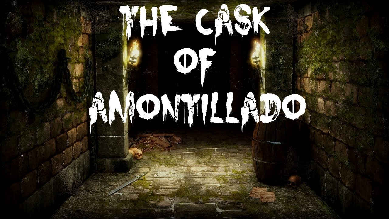 the cask of amontiliado test answers