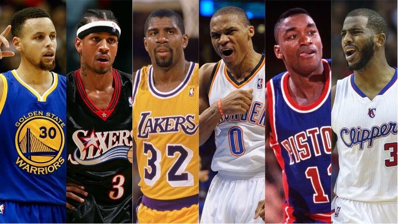 which nba point guard are you