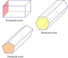 base of a prism