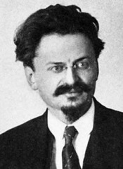 Leader of the animal in the battle of the cowshed- represents Leon Trotsky