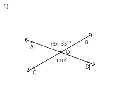 Find ∠ AOC