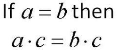 multiplication POE