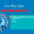 geo bee quiz