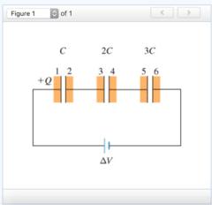 Q = CΔV1